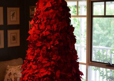Christmas tree at home 1