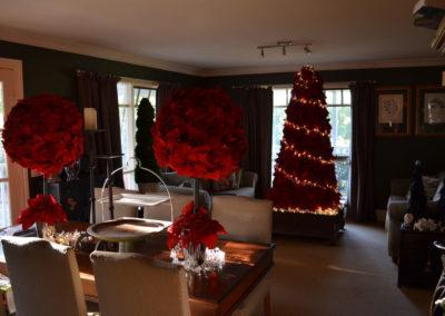 Christmas tree at home 5