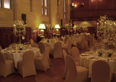 Chapter House Wedding 1